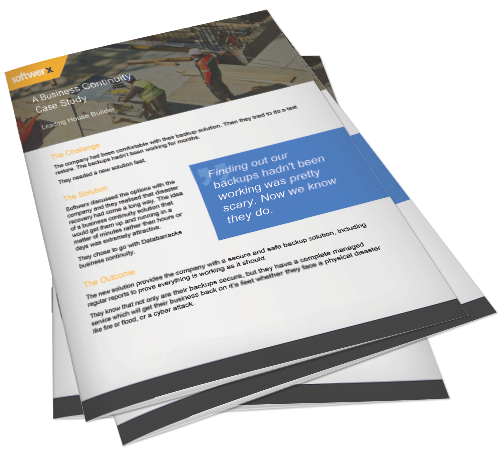 Preview of business continuity in the construction sector case study