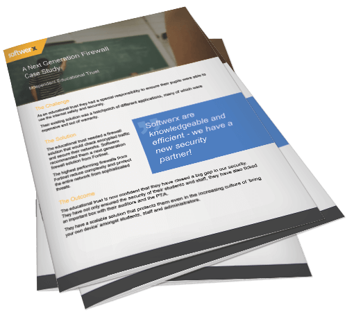 Preview of firewalls in the education sector case study
